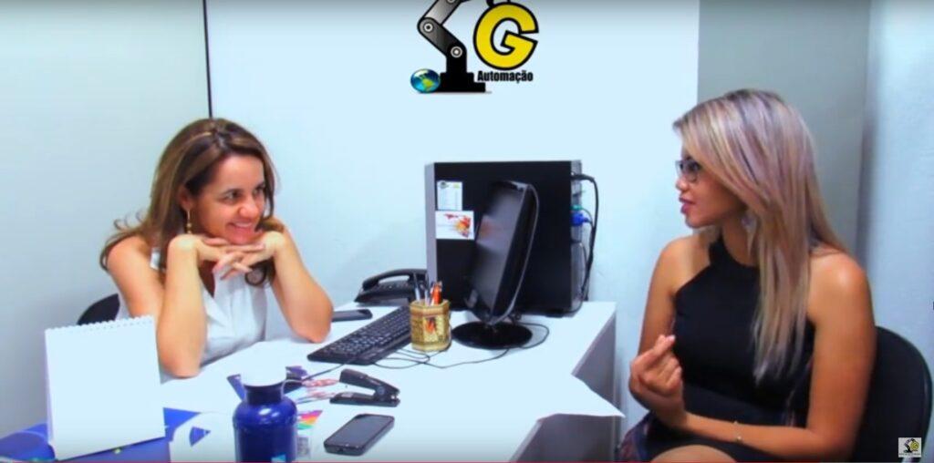 Guri Entrevista Luiza Saldanha